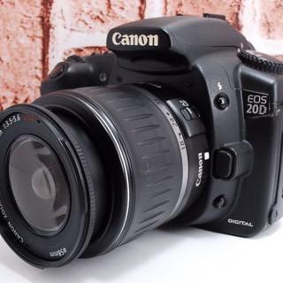 キヤノン(Canon)の★大人気★EOS 20D 高速連写 ★ベストセラー機種★(デジタル一眼)
