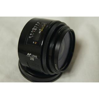 MINOLTA AF 28mm F2.8(レンズ(単焦点))