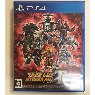 プレイステーション4(PlayStation4)のPS4 スーパーロボット大戦T 美品(家庭用ゲームソフト)