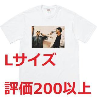 L Supreme The Killer Trust Tee White (Tシャツ/カットソー(半袖/袖なし))