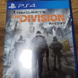 プレイステーション4(PlayStation4)のPS4  ディビジョン(家庭用ゲームソフト)