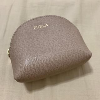 フルラ(Furla)のFURLA <美品> ラウンドジップコインケース(コインケース)