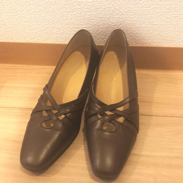 Wacoal(ワコール)の大幅にお値下げ致しました✨ワコール パンプス ブラウン レディースの靴/シューズ(ハイヒール/パンプス)の商品写真