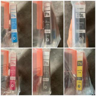 キヤノン(Canon)のCANON 互換e-インク BCI-371XL+370BKXL 6色セット④(PC周辺機器)