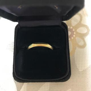 ティファニー(Tiffany & Co.)のティファニー ゴールドリング(リング(指輪))