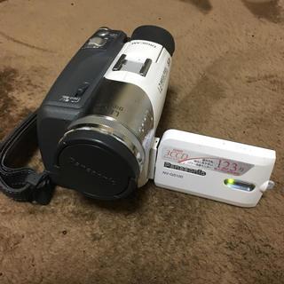 パナソニック(Panasonic)のPanasonic NV-GS120(ビデオカメラ)