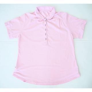 シャルレ(シャルレ)の美品 CHARLE シャルレ サポートウォーク ポロシャツ EW161 LL(ポロシャツ)