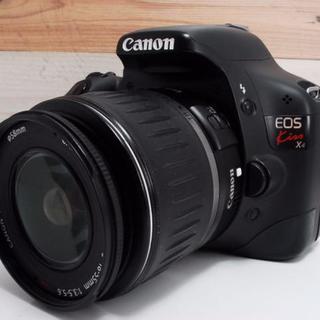 キヤノン(Canon)の★大人気★Canon EOS Kiss X4 レンズセット(デジタル一眼)