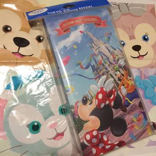 ディズニー(Disney)のガイドマップホルダー ディズニーリゾート(その他)