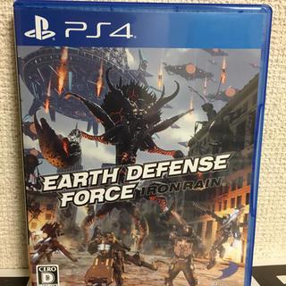 プレイステーション4(PlayStation4)のEARTH DEFENSE FORCE:IRON RAIN(家庭用ゲームソフト)