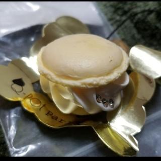 キューポット(Q-pot.)のQ-pot   マカロン ストラップ  新品未使用(その他)