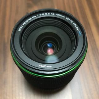ペンタックス(PENTAX)のPENTAX DA 18-135 F3.5-5.6ED AL(IF)DC WR(レンズ(ズーム))