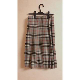 バーバリー(BURBERRY)のBURBERRY セットアップ対応 スカート(ひざ丈スカート)