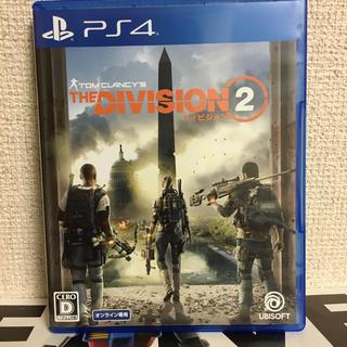 プレイステーション4(PlayStation4)のPS4版 DIVISION2 通常版(家庭用ゲームソフト)