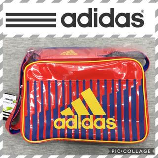 アディダス(adidas)のスペイン代表カラー18L  adidasエナメルバッグ(ショルダーバッグ)