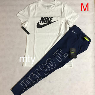 ナイキ(NIKE)の新品☆NIKE Tシャツ ナイキ スパッツ 上下セット売り (レギンス/スパッツ)