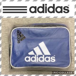 アディダス(adidas)のブルー18L  アディダス adidas エナメルバッグ(ショルダーバッグ)
