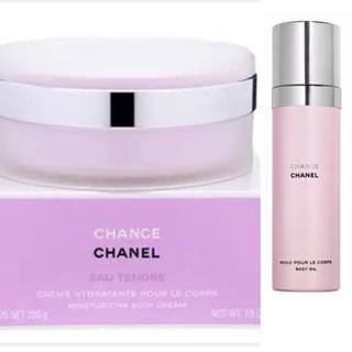 シャネル(CHANEL)の定価以下 新品 CHANEL チャンス オータンドゥル ボディクリーム&オイル(ボディクリーム)