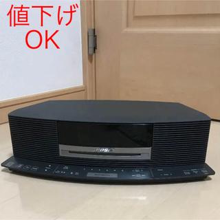 ボーズ(BOSE)の送料込Bose Wave music system 一体型操作パネル IC-1付(その他)