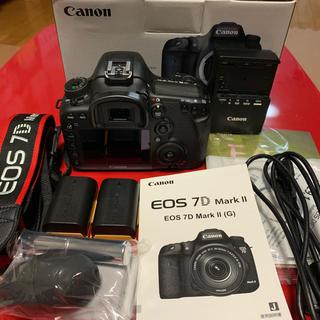 キヤノン(Canon)のCanon 7Dmark2(デジタル一眼)