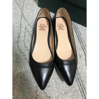 トゥモローランド(TOMORROWLAND)の本革パンプス(ローファー/革靴)