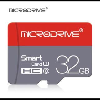 大容量 マイクロSDカード 32GB アダプターつき クラス10(その他)