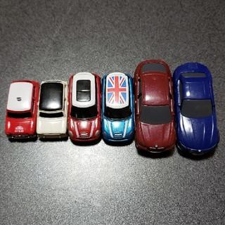 ビーエムダブリュー(BMW)のBMW mini 6台セット♪(電車のおもちゃ/車)