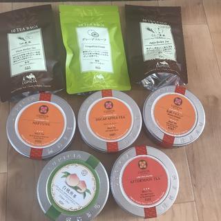 ルシピア 紅茶セット(茶)