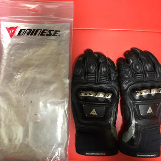 ダネーゼ(DANESE)のDAINESE RACE PRO IN GLOVES BLACK(手袋)