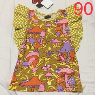 バナバナ(VANA VANA)の新品 バナバナ チュニック 90(Tシャツ/カットソー)