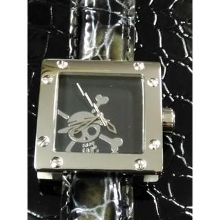 フランクミュラー(FRANCK MULLER)の美品 エテノワール ワンピースルフィー 定価約13万円 電池交済 ユニセックス(腕時計)