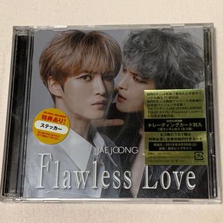 ジェイワイジェイ(JYJ)のジェジュン アルバム flawless love 初回限定盤B (K-POP/アジア)