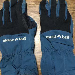 モンベル(mont bell)のモンベル サイクルレイングローブ M サイズ(ウエア)