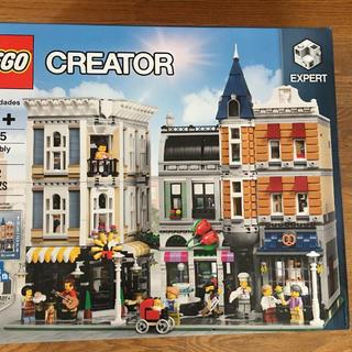 レゴ 10255 クリエイター にぎやかな街角