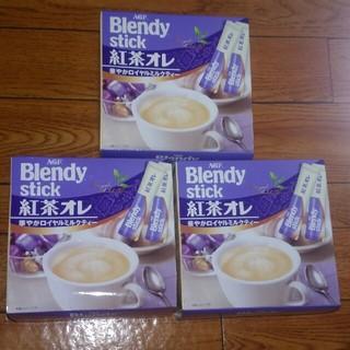 エイージーエフ(AGF)の紅茶オレ 30本×3(その他)
