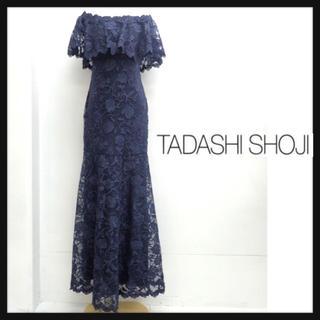 TADASHI SHOJI - タダシショージ♡ロングレースドレス