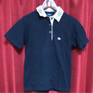 バーバリー(BURBERRY)のバーバリーロンドン☆ポロシャツ レディースS(ポロシャツ)