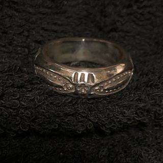インディアン(Indian)のナバホ族リング ダレルキャドマン作 12号(リング(指輪))