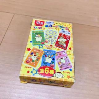 ポムポムプリン(ポムポムプリン)のポムポムプリン カードゲーム(カード)
