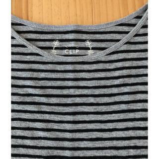 ボーダーTシャツ(Tシャツ(長袖/七分))