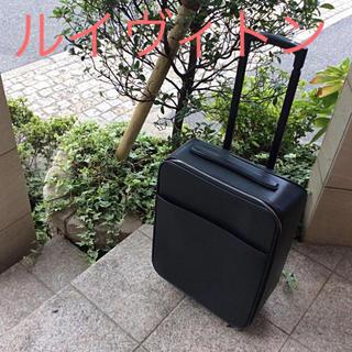 ルイヴィトン(LOUIS VUITTON)の本物 美品タイガ45 男女兼用 機内持ち込み可ローラーラバー交換メンテ済み40万(トラベルバッグ/スーツケース)