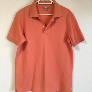 ユニクロ(UNIQLO)のUNIQLO ポロシャツ Mサイズ(ポロシャツ)
