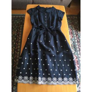 ジュンコシマダ(JUNKO SHIMADA)のJUNKO SHIMADAワンピース美品スカートとセットで専用(ひざ丈ワンピース)