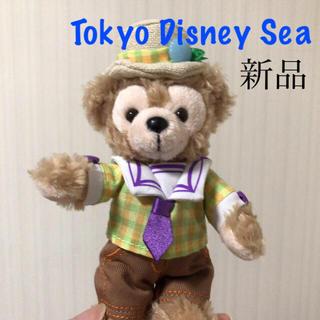 ディズニー(Disney)のイースター限定衣装 ダッフィーぬいば(キーホルダー)