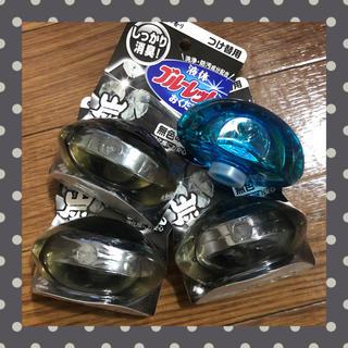 コバヤシセイヤク(小林製薬)のブルーレットおくだけ ブラック ブルー(付け替え)(日用品/生活雑貨)