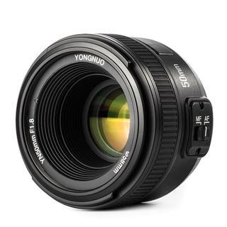 フルサイズ対応❤️新品 ニコン用 50mm/F1.8 単焦点レンズ ♪(レンズ(単焦点))