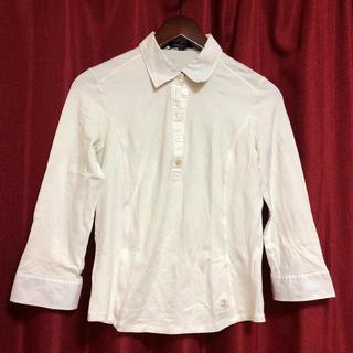 バーバリー(BURBERRY)のバーバリーロンドン☆長袖ポロシャツ レディース2(ポロシャツ)
