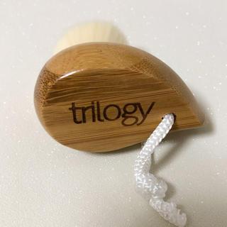 トリロジー(trilogy)のトリロジー バンブーフェイシャルブラシ(その他)