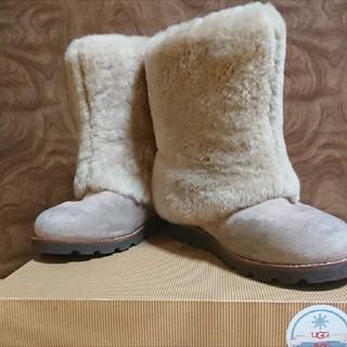 アグ(UGG)の超レア UGG メイリンマッシュルーム 正規品(ブーツ)