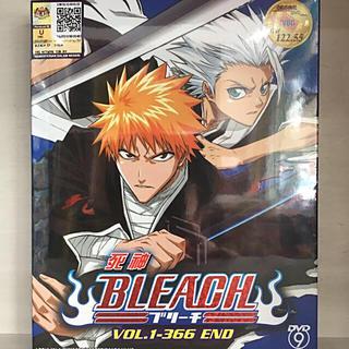 ブリーチ(BLEACH)DVD 全366話 (アニメ)